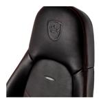 Noblechairs Icon negra / roja - Silla
