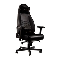 Noblechairs Icon cuero color negro - Silla