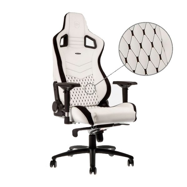Noblechairs Epic blanco- Silla