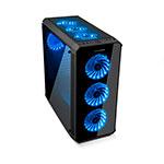 Nox Hummer TGX LED RGB  Caja