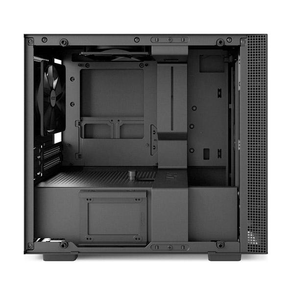 NZXT H200 con ventana negra  Caja