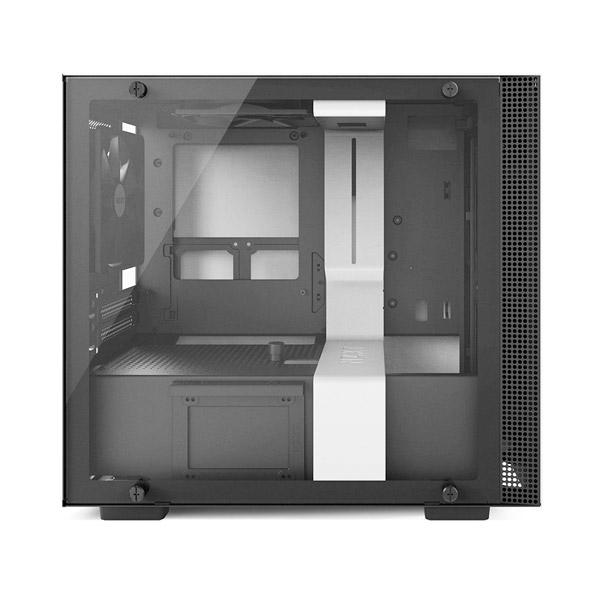 NZXT H200 con ventana negra / blanca - Caja