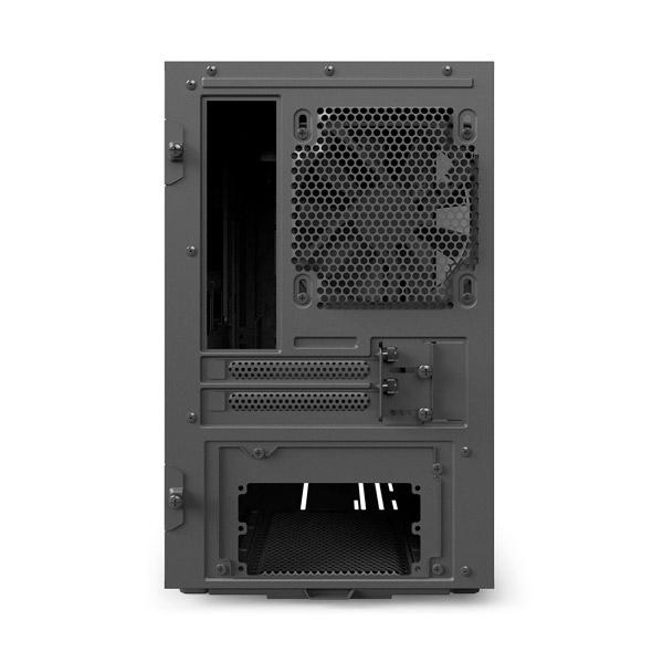 NZXT H200i con ventana negra  Caja
