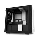 NZXT H210 mITX Negra Blanca  Caja