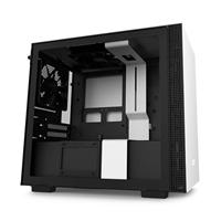 NZXT H210i mITX RGB Negra Blanca - Caja