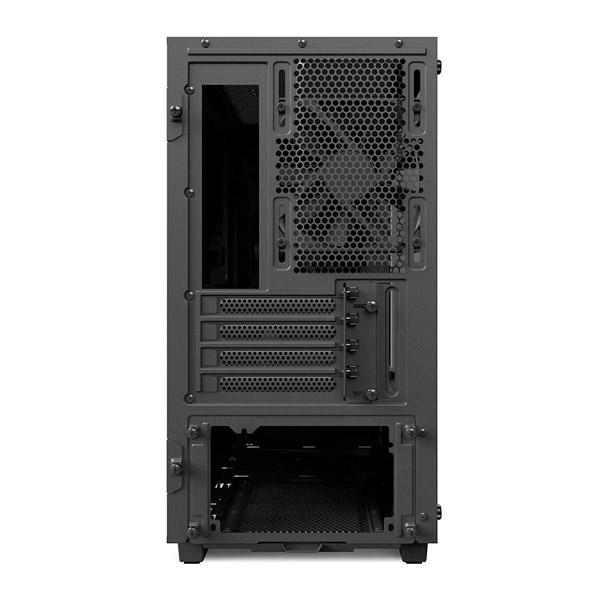 NZXT H400 con ventana negra - Caja