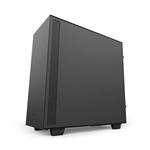 NZXT H500 con ventana negra  roja  Caja