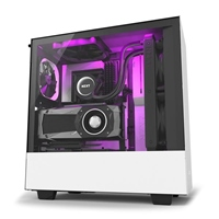 NZXT H500 con ventana blanca - Caja