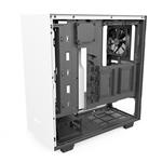 NZXT H500 con ventana blanca  Caja