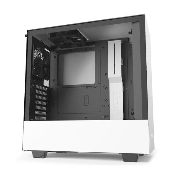 NZXT H510 ATX Negra Blanca  Caja