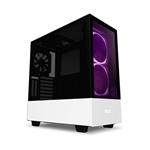 NZXT H510 Elite ATX RGB Negra Blanca  Caja