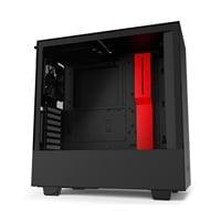 NZXT H510i ATX RGB Negra Roja - Caja