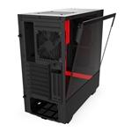 NZXT H510i ATX RGB Negra Roja  Caja