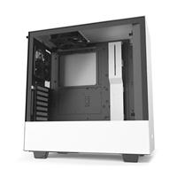 NZXT H510i ATX RGB Negra Blanca - Caja