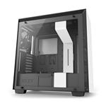 NZXT H700 con ventana blanca / negra - Caja