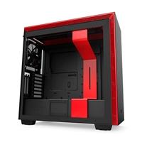 NZXT H710i EATX RGB Negra Roja - Caja