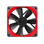 NZXT trim rojo dual pack 120  accesorio de ventilador