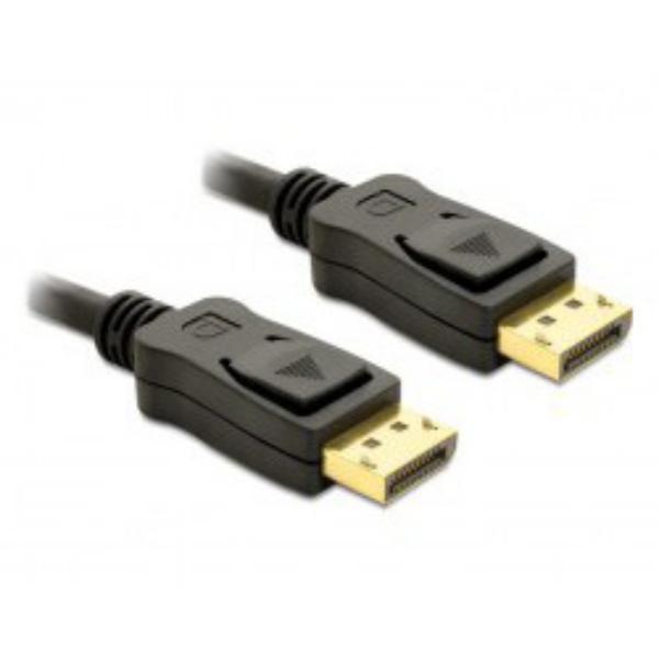 OEM Displayport M/M Gold 2m – Cable