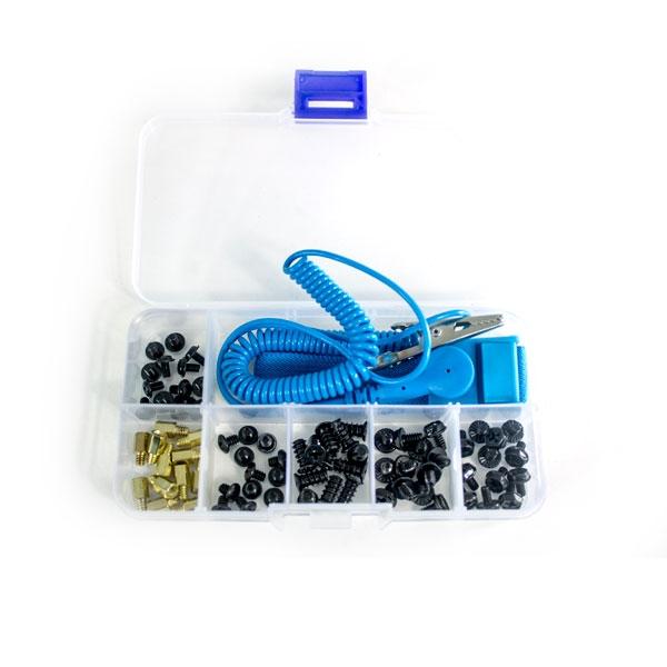 Set de 73 piezas tornillos para ordenador - Herramientas