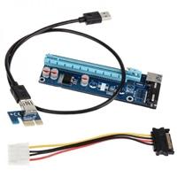 Kolink PCIE 1x a PCIE 16x Alimentado 60cm  Riser Card