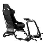 OPLITE GTR Racing Cockpit Black  Silla