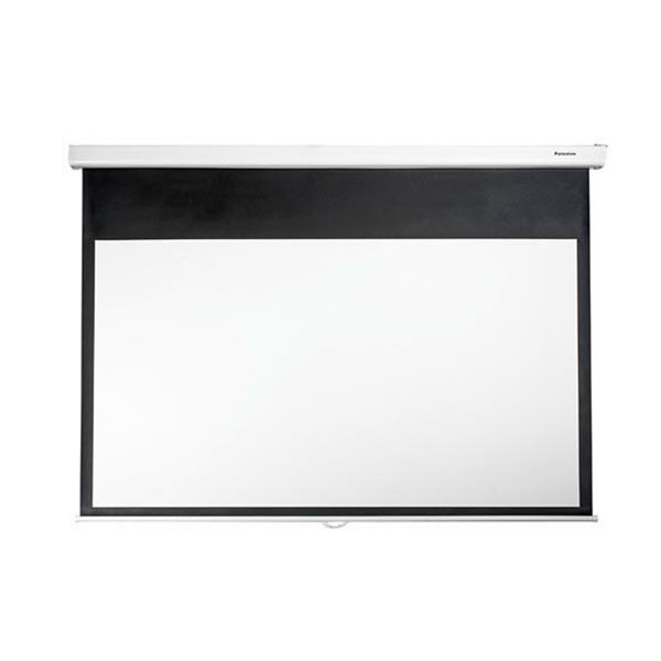 Optoma 186×104 cm Manual 84″ 16:9 Panoramica – Pantalla