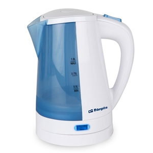 Orbegozo KT 5010 1L 2200W  Hervidor de Agua