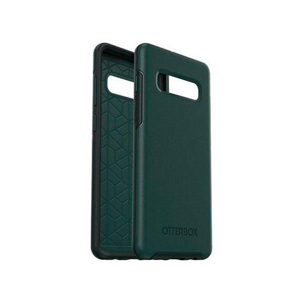 Symmetry Galaxy S10 Verde Militar  Funda
