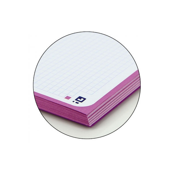 Cuaderno Oxford Touch EuropeanBook 1 A4 80h 90gr Lila