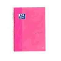 Cuaderno Oxford Touch EuropeanBook 1 A4+ 80h 90gr Lavanda