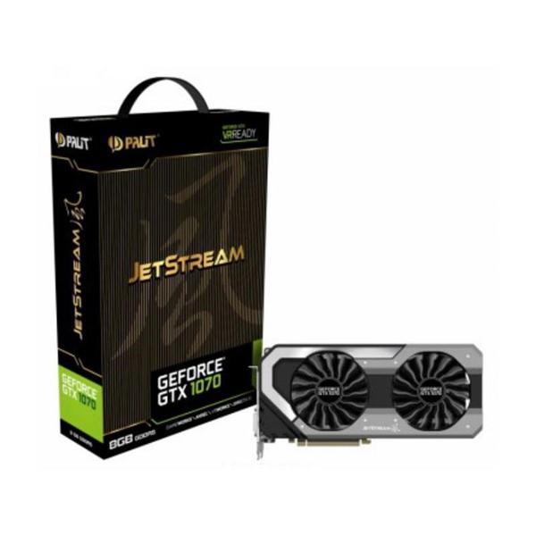 Palit Nvidia GeForce GTX1070 JetStream 8GB – Gráfica