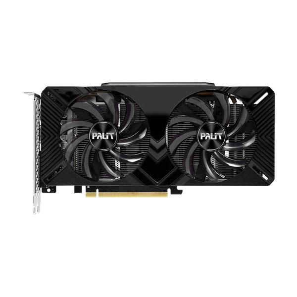 Palit GeForce GTX 1660 Dual 6GB  Gráfica