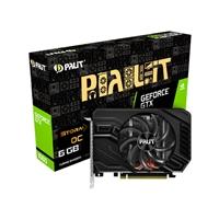 Palit GeForce GTX 1660 StormX OC 6GB - Gráfica