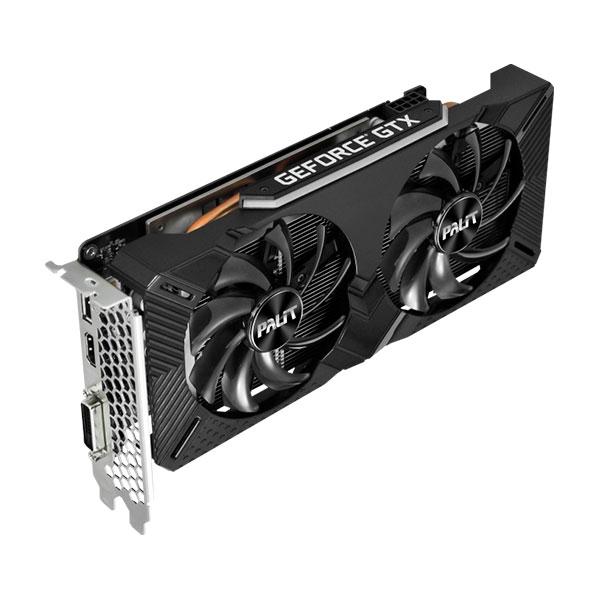 Palit GeForce GTX 1660 Ti Dual  Gráfica