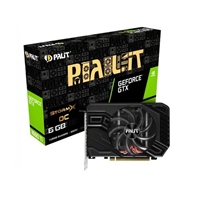 Palit Nvidia GeForce GTX 1660 Ti 6GB StormX OC – Gráfica