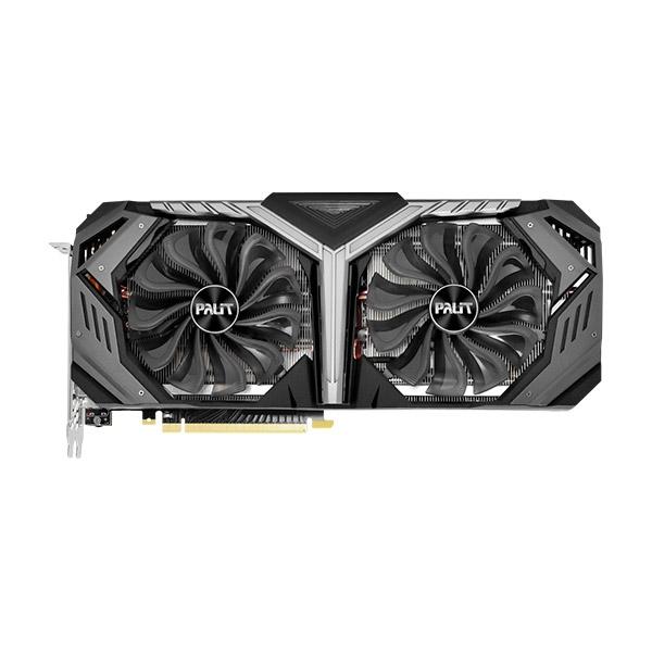 Palit Nvidia GeForce RTX 2070 GameRock Premium 8GB - Gráfica
