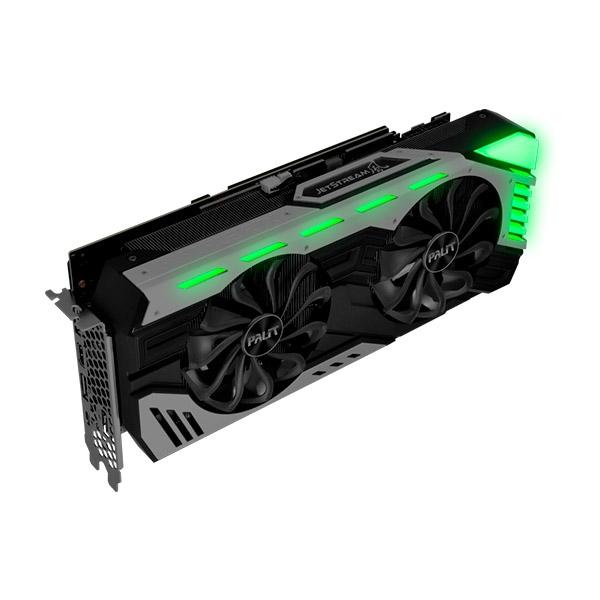 Palit GeForce RTX 2070 Super JetStream 8GB  Gráfica