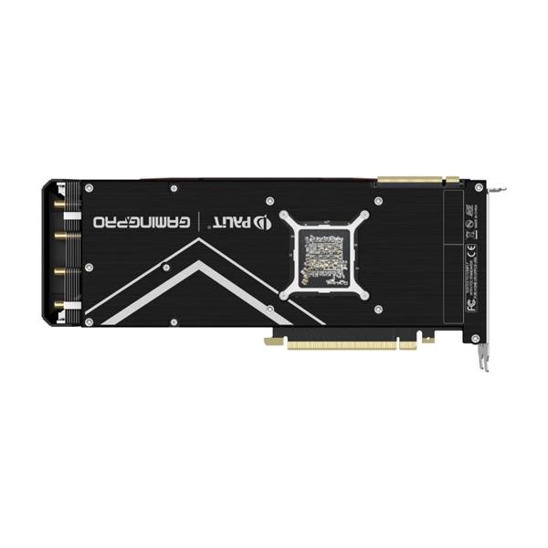 PALIT Nvidia GeForce RTX 2080 GamingPro OC 8GB  Gráfica