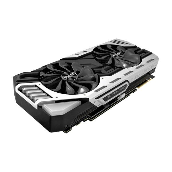 Palit Nvidia GeForce RTX 2080 JetStream - Gráfica