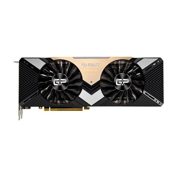 Palit GeForce RTX 2080 Ti Dual 11GB - Gráfica