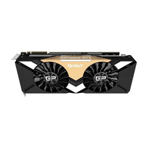 PALIT Nvidia GeForce RTX 2080 Ti GamingPro OC 11GB  Gráfica