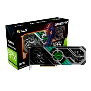 Palit GeForce RTX3060 Ti Gaming Pro 8GB GD6  Gráfica