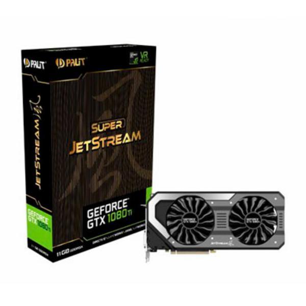 Palit Nvidia GeForce GTX1080TI 11GB SuperJetStream  Gráfica