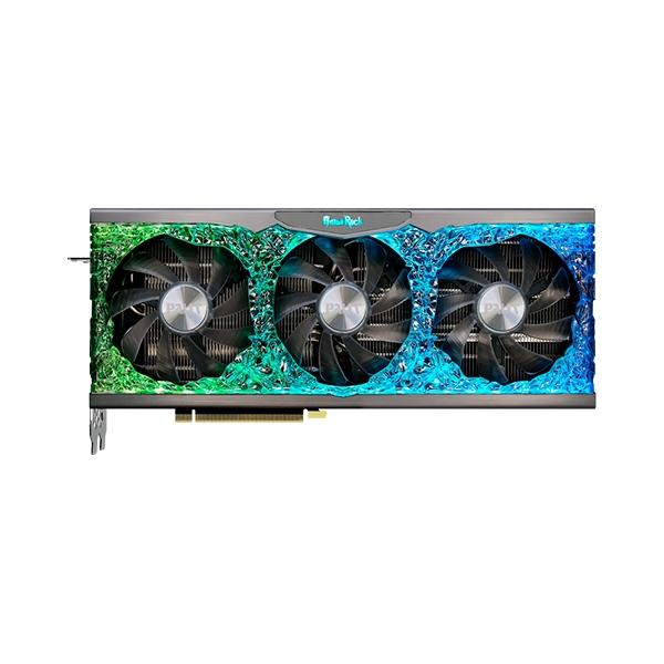 Palit GeForce RTX3090 GameRock OC 24GB GD6X  Grfica