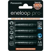 Panasonic Eneloop Pro Mignon AA 2450mAh 1×4 – Pilas