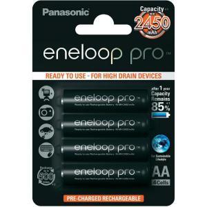 Panasonic Eneloop Pro Mignon AA 2450mAh 12154  Pilas