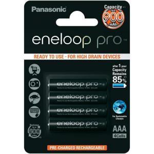 Panasonic Eneloop Pro Micro AAA 900mAh 12154  Pilas