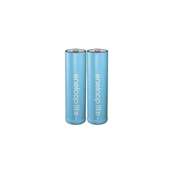 Panasonic Eneloop Lite AAA 550mAh x2 - Pilas