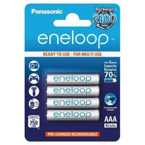 Panasonic Eneloop Micro AAA 750mAh 12154  Pilas