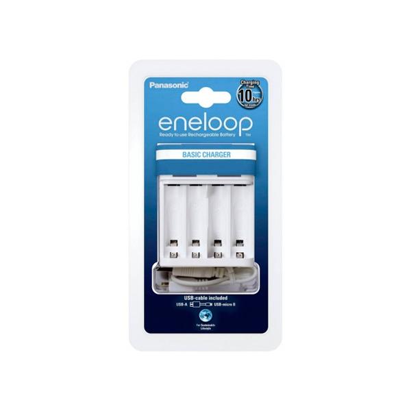 Panasonic Eneloop Cargador USB sin pilas